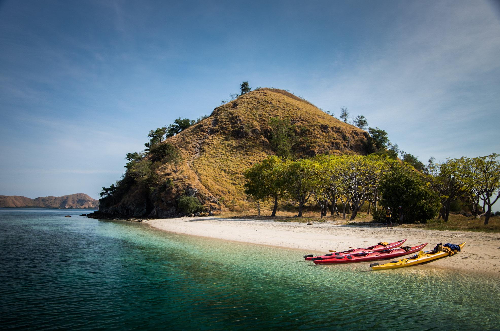 Komodo Kayaker